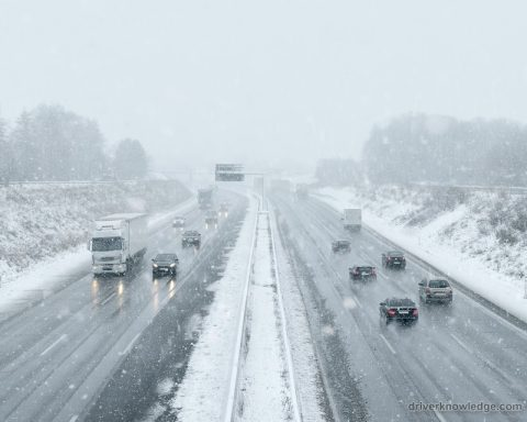 Answers to 5 Important Questions on Safe Winter Driving
